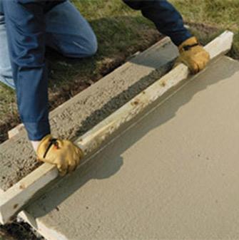 Napravi sam - Kako da obojite ili nijansirate cement i beton