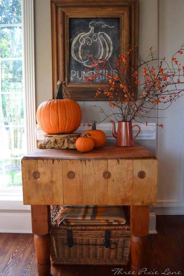ideja za jesenju dekoraciju 1